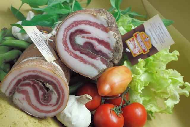 Pancetta (rigatino)