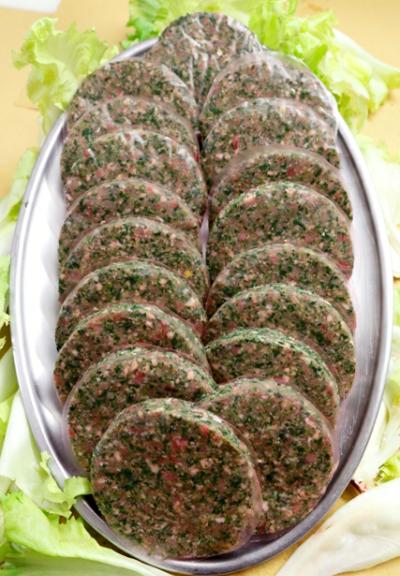 Svizzere di carne